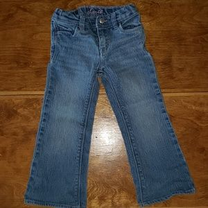 LEVI'S blue jeans with stars and sequins EXCELLENT